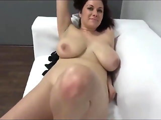 Sexy 29Yo Karolina on casting