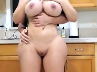 Big booty slut takes young cock from behind