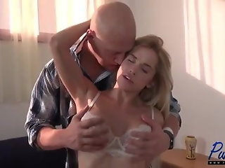 hot fuck cute blonde shemale