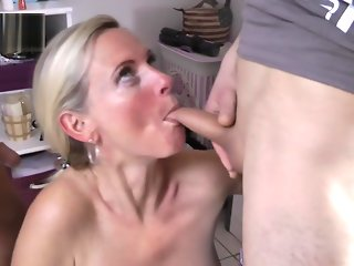 Milf Anal fucked