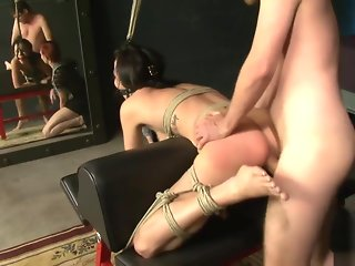 Crazy BDSM sex
