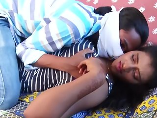 Hot desi shortfilm 142 - Horny Hema boobs squeezed hard, grabbed & pressed
