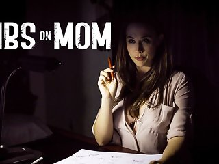 Chanel Preston & Evelyn Claire & Nathan Bronson in Dibs On Mom & Scene #01 - PureTaboo